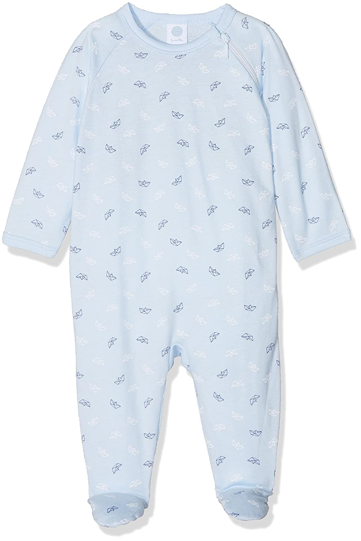 Sanetta Baby-Jungen Schlafstrampler 221386