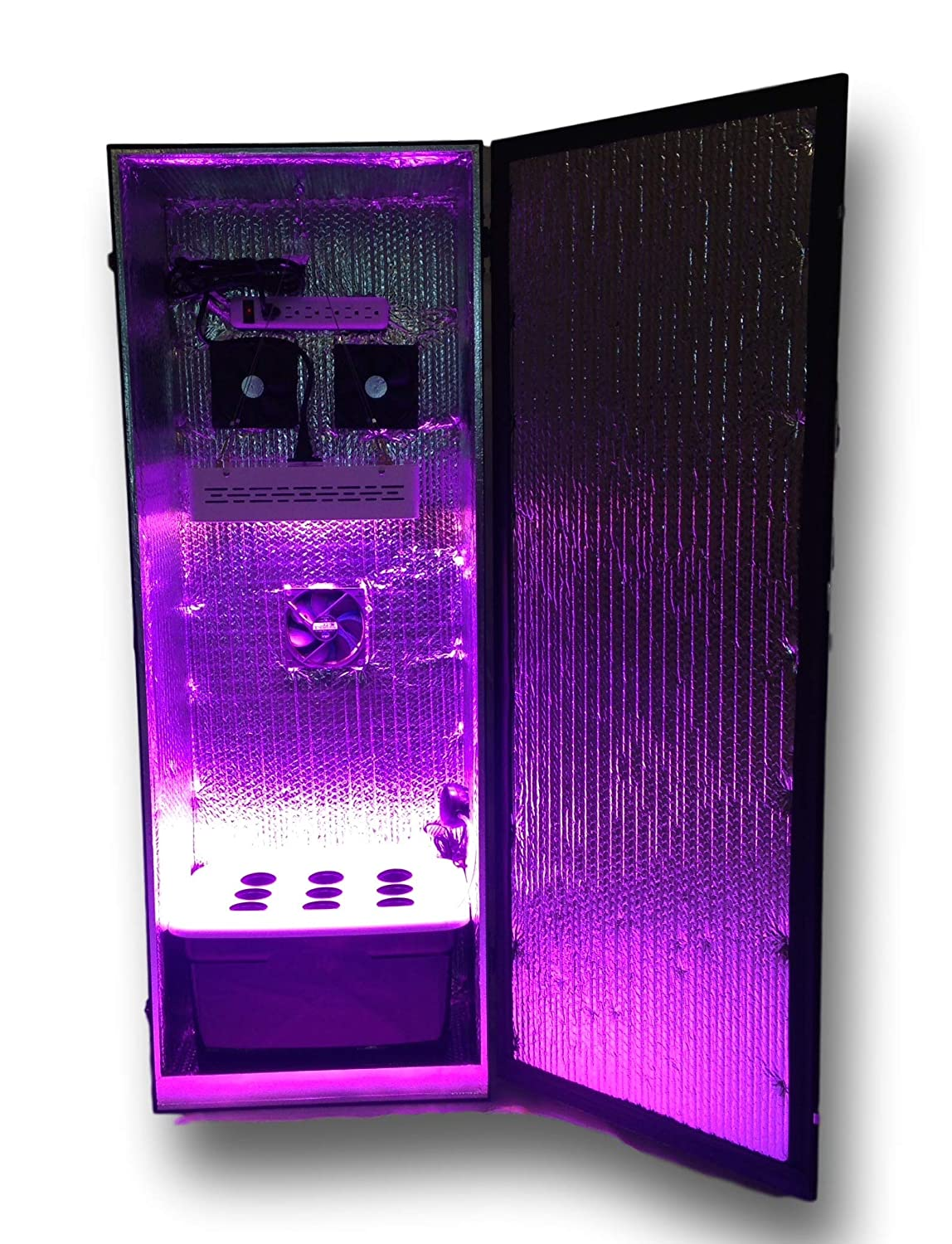 Yield Machine Max 4 Foot LED Grow Box
