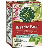 Traditional Medicinals Breathe Easy 16 Count