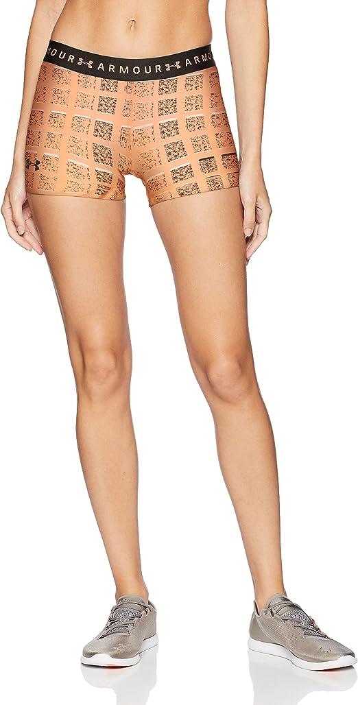 Under Armour HG Printed - Pantalones Cortos Mujer