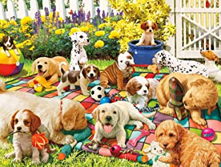 product image for Buffalo Games - Puppy Playground - 750 Piece Jigsaw Puzzle