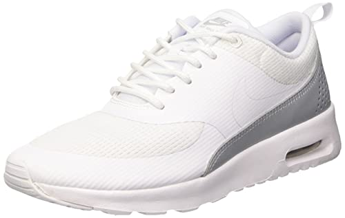 tout neuf 8d26e b010d Nike Women's Air Max Thea Textile Low-Top Sneakers: Amazon ...