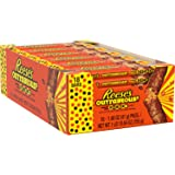 REESE'S OUTRAGEOUS! Peanut Butter Chocolate Candy Bar, 18 Count