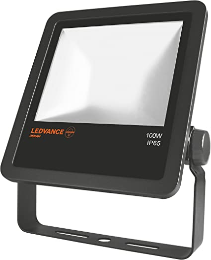 Osram LEDVANCE Floodlight 100W LED - Proyector exterior (IP65 ...