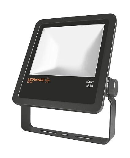 Osram LEDVANCE Floodlight 100W LED - Proyector exterior (IP65 ...