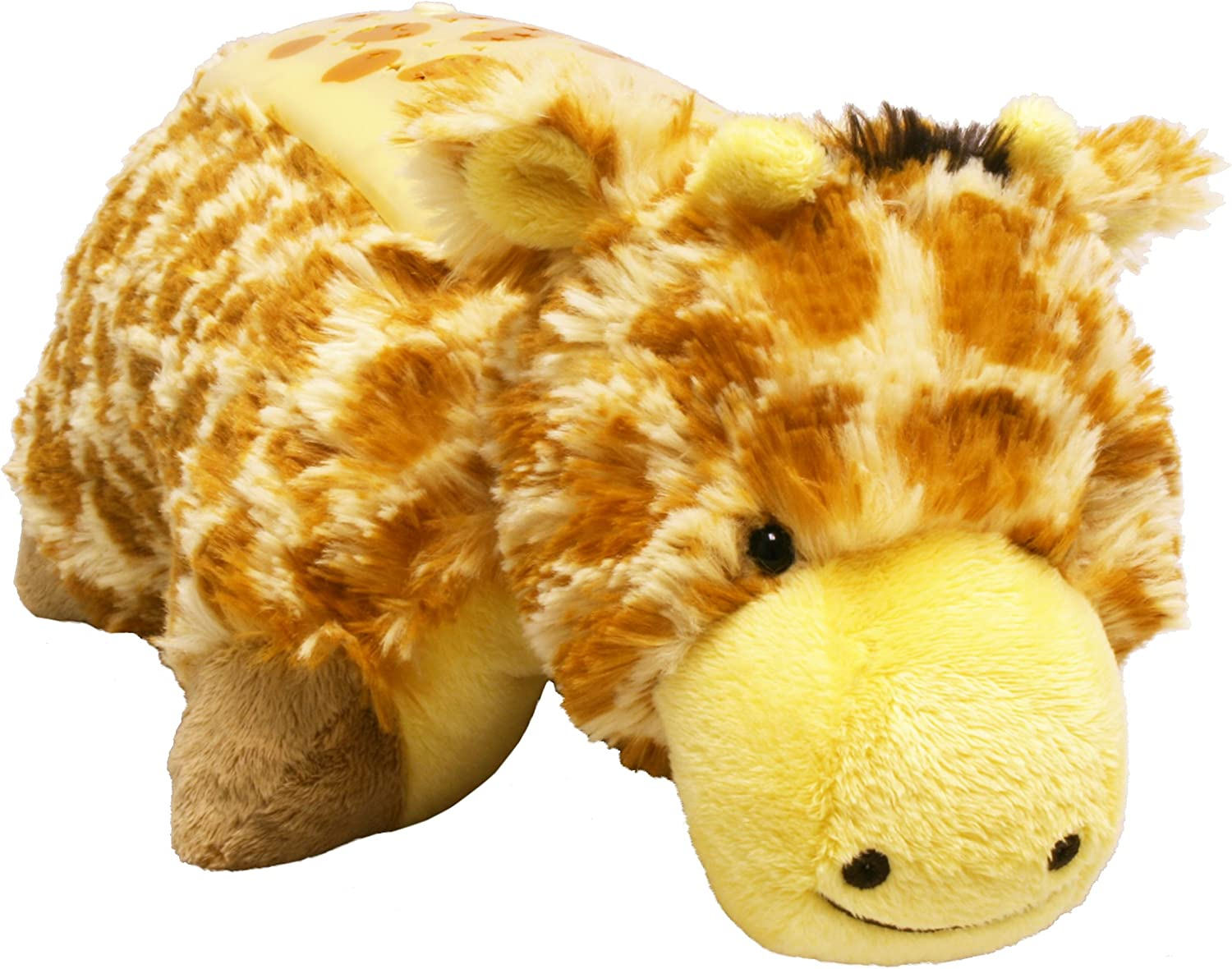 Amazon Com Pillow Pets Dream Lites Stuffed Animals Jolly