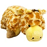 """Pillow Pets Dream Lites Stuffed Animals - Jolly Giraffe 11"""""""