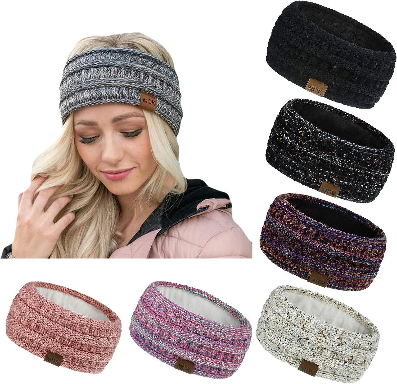 Ear Warmers Cover Headband Winter Sports Headwrap Fleece Women/'s Ear muffs J6J3