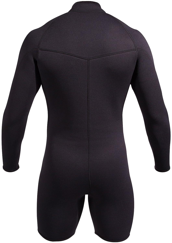3X-Large NeoSport Mens Premium Neoprene 7mm Waterman Wetsuit Jacket