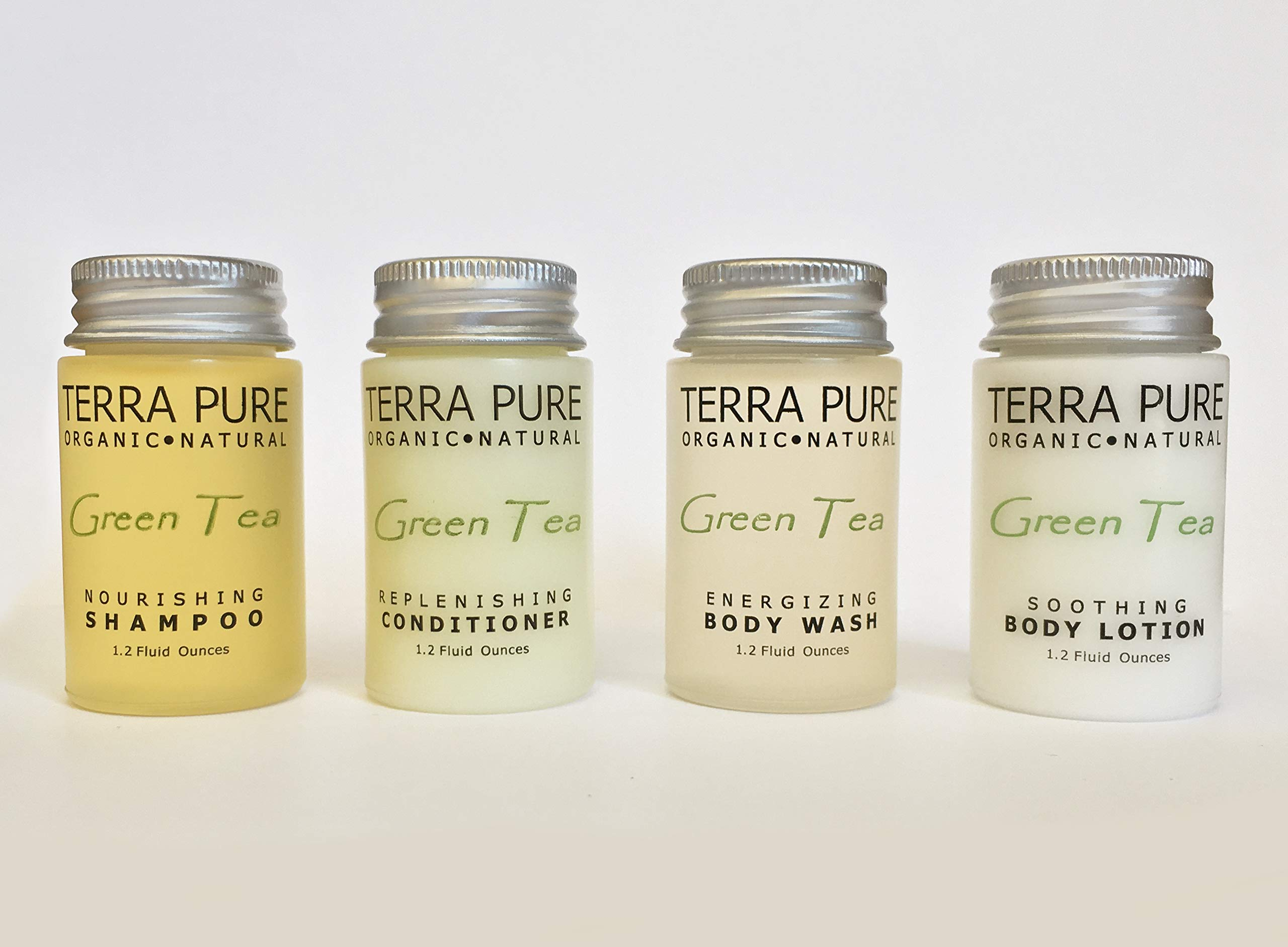 Terra Pure Conditioner, Travel Size Hotel Amenities, 1 oz (Case of 300) by Terra Pure (Image #6)
