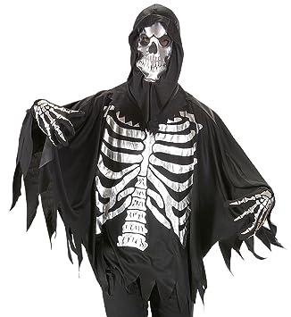Amazon.com: Grim Reaper (Coat con capucha Máscara) traje ...