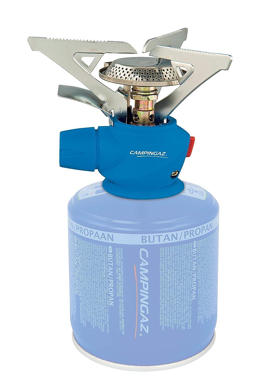 para Cartucho CV 470//Cv 300 Azul Campingaz Lumostar Plus PZ L/ámpara con Gas Unisex