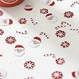 Confettis de Table Vintage Père Noel
