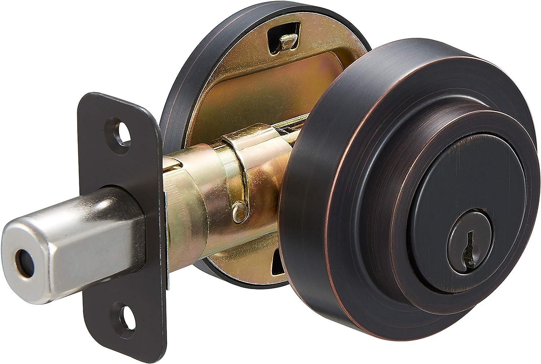 Secure deadbolt lock