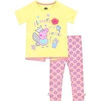 Peppa Pig Pijamas de Manga Corta para niñas Hadas