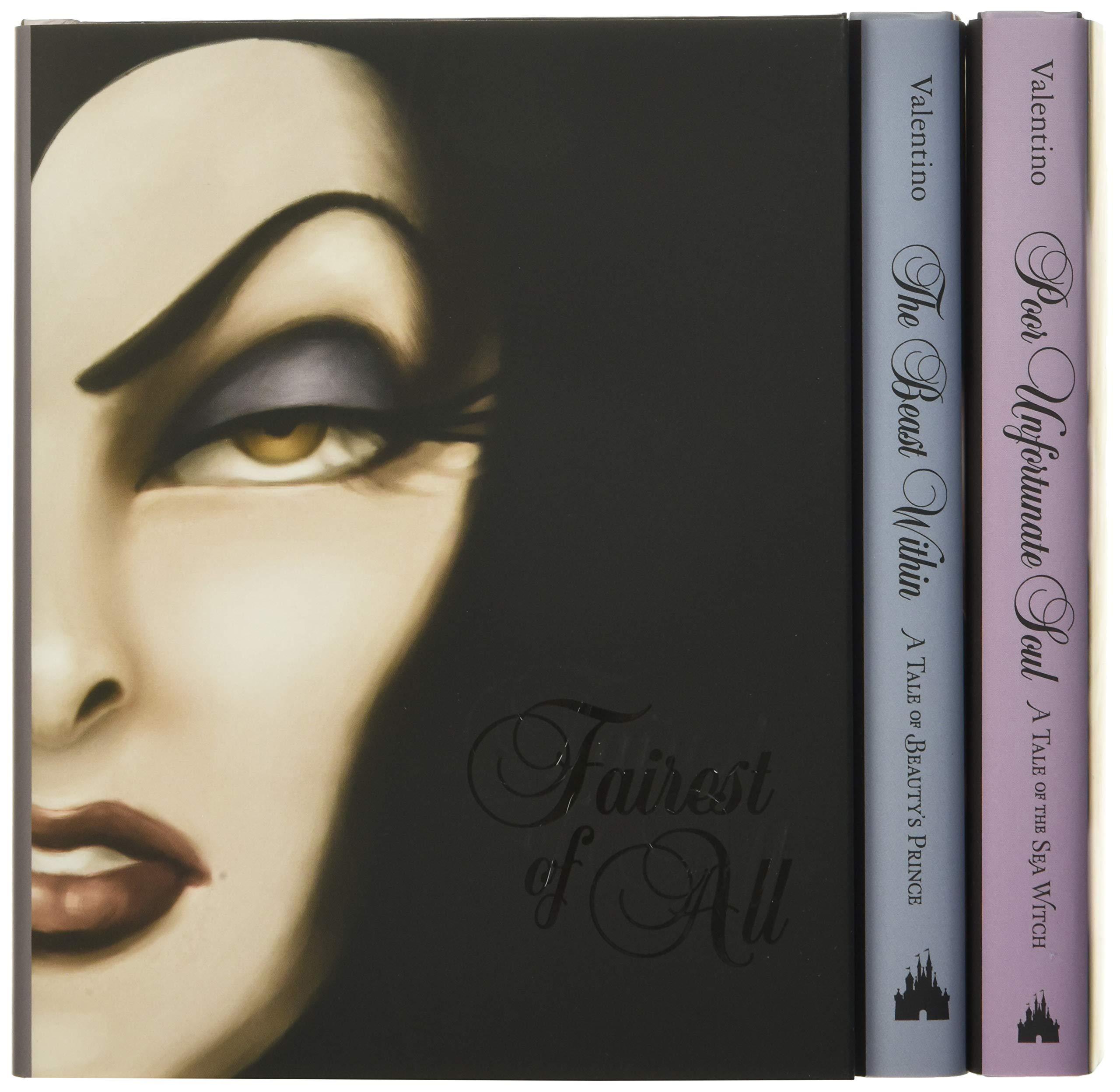Serena Valentino's Villains Box Set: Books 1-3