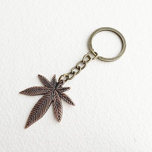 Marijuana Key Chain #3