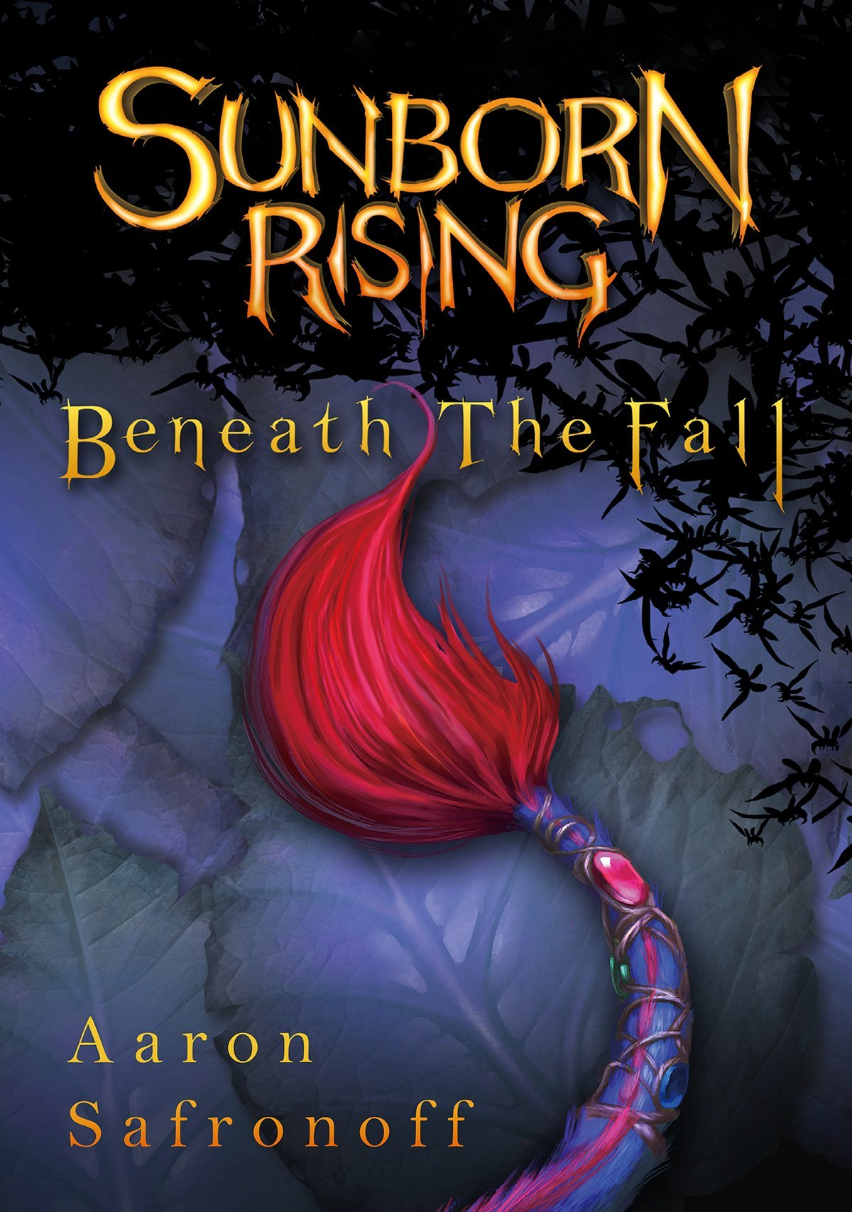 Sunborn Rising: Beneath the Fall: Amazon.es: Aaron Safronoff ...