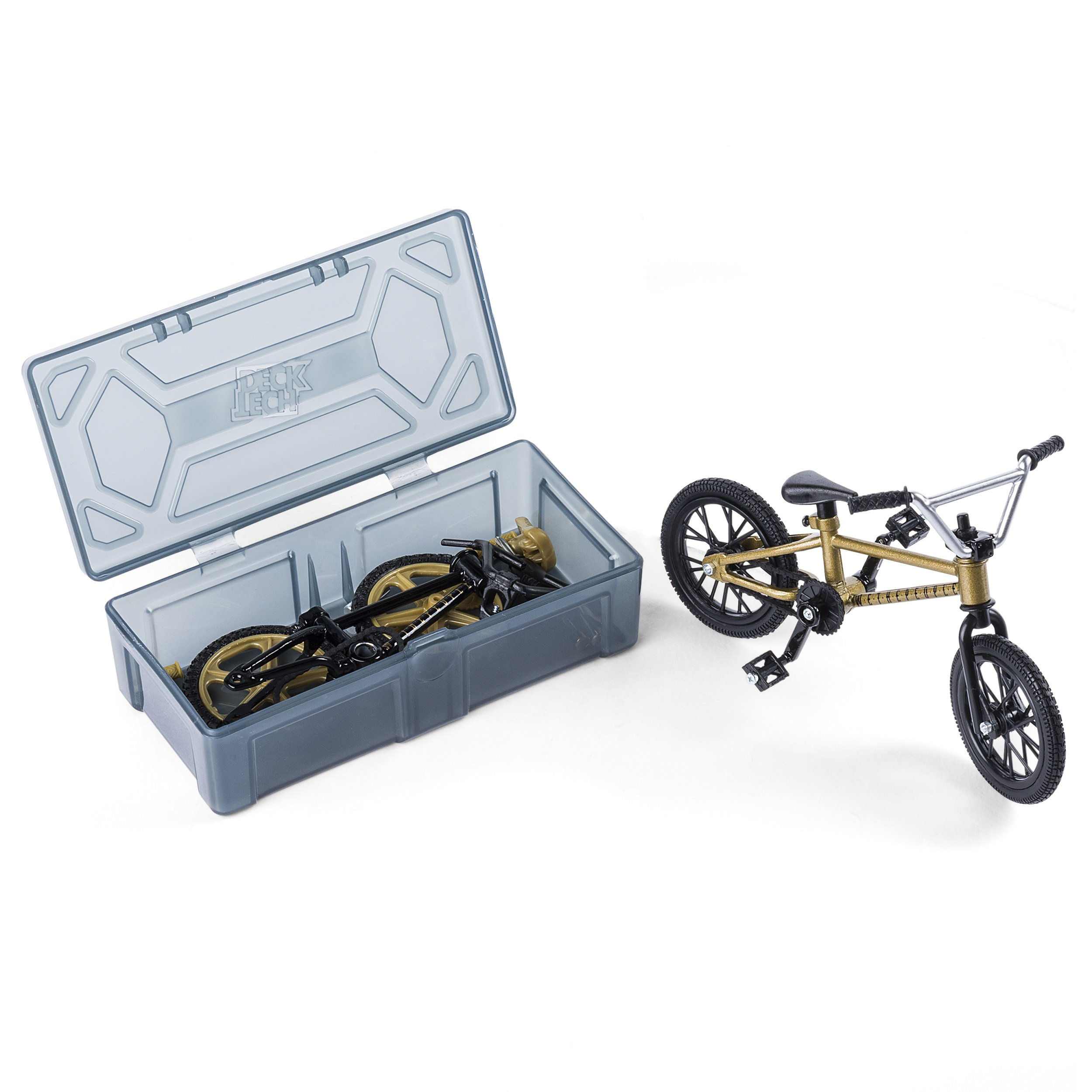 Tech Deck – BMX Bike Shop with Accessories and Storage Container – WeThePeople Bikes – Gold & Black by Tech Deck (Image #3)