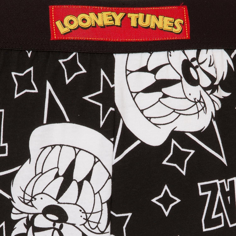 Looney Tunes - Pantalones de pijama oficiales - Para hombre - Bugs Bunny, Taz: Amazon.es: Ropa y accesorios
