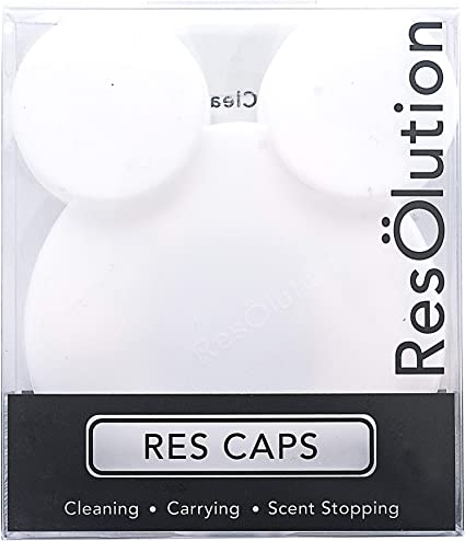 and Odor Proofing Glass Wa Storage ResOlution Caps Universal Caps for Cleaning