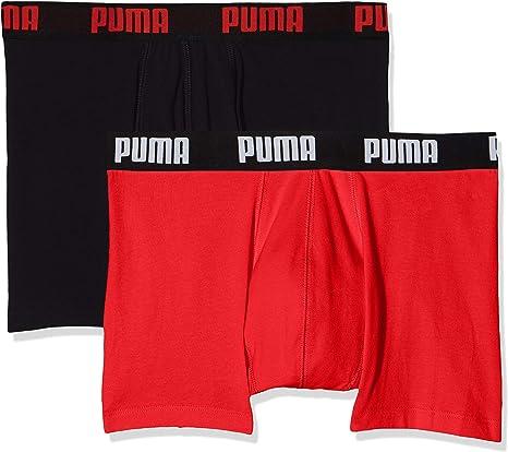 PUMA Basic - Boxer Hombre: Amazon.es: Ropa y accesorios
