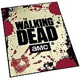 Cooler The Walking Dead AMC Teppich, mit Gummi-Rückseite (80x120 cm) fürs Wohnzimmer, Schlafzimmer oder Arbeitszimmer