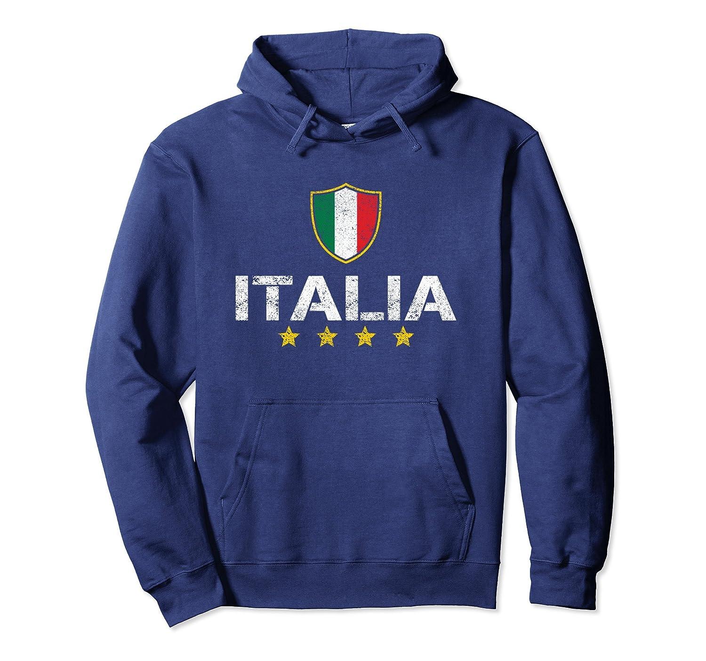 Italian Soccer Italian Pride Hoodie-TH