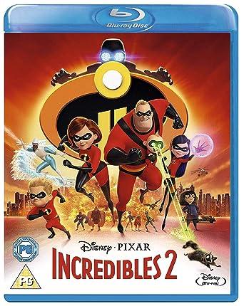 d1de095ab8346e Incredibles 2 [Blu-ray] [UK Import]: Amazon.de: DVD & Blu-ray