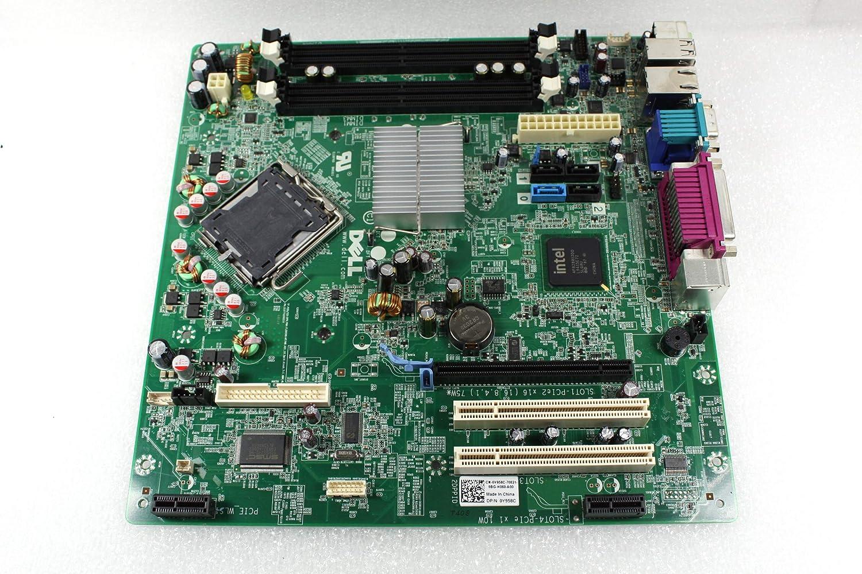 Genuine Dell Intel Q45 Express LGA775 Socket Motherboard For Optiplex 960 Small Mini Tower (SMT) System Part Number: Y958C, H634K