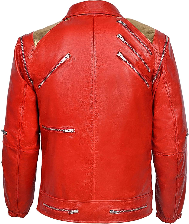 Kingdom Leather New Men Designer Genuine Lambskin Soft Biker Leather Jacket X1002