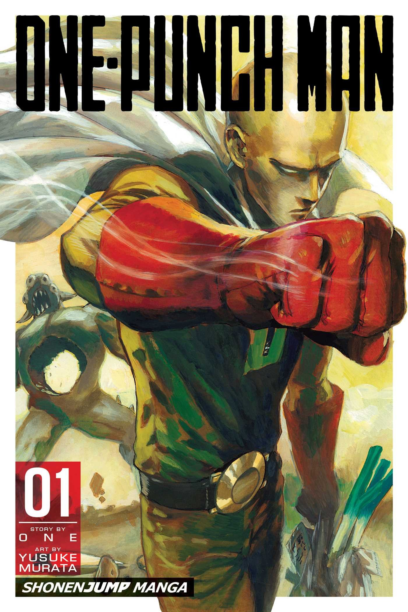 Amazon Com One Punch Man Vol 1 1 9781421585642 One Murata Yusuke Books