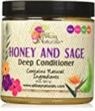 Alikay Naturals Hny/sage Deep Cond, 8 Ounce