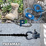 PARACORD PLANET 95, 275, 325, 425, 550, 750, and