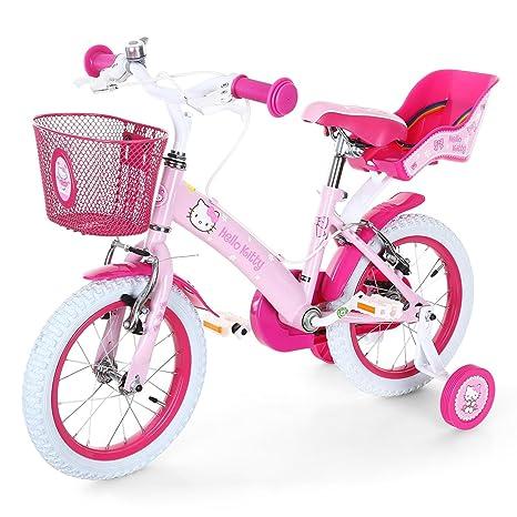 Hello Kitty Bicicleta Infantil con Ruedas de 35,56cm (14