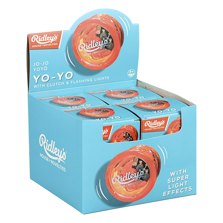 Ridley's Yoyo with Flashing Lights
