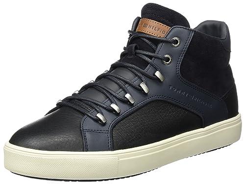 Tommy Hilfiger M2285oon 3a1, Zapatillas para Hombre: Amazon.es: Zapatos y complementos