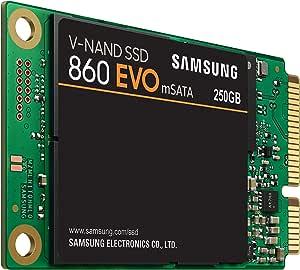 Samsung 860 EVO mSATA Interno Unidad de Disco óptico: Amazon.es ...