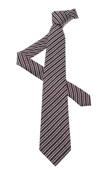 Ermenegildo Zegna Cravatta Vinaccia  Amazon.it  Abbigliamento 4fe9122cbf9
