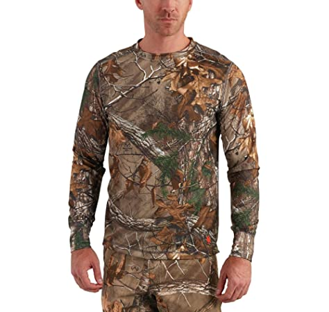 Carhartt Mens 102225 Base Force Extremes Cold Weather Camo Bottom