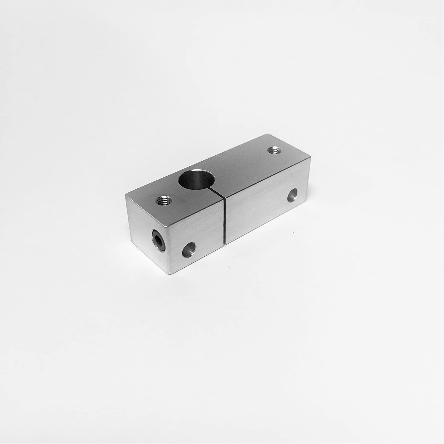 Micro Swiss CNC machined extruder plate for Wanhao 3 series