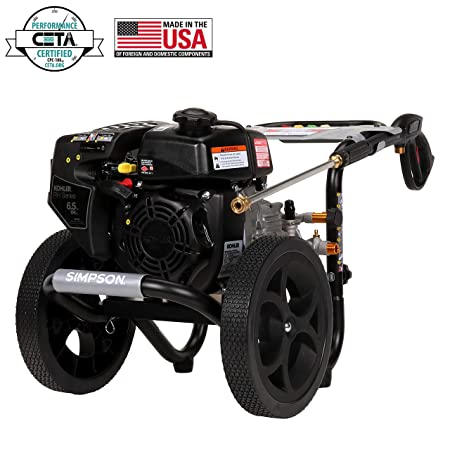 Simpson Cleaning MS60763 MegaShot Cold Water Pressure Washer