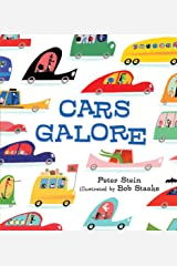 Cars Galore Board book