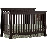 Charming Stork Craft Venetian 4 In 1 Fixed Side Convertible Crib Nice Look