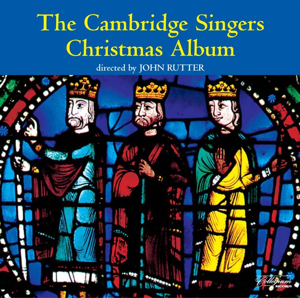 JOHN RUTTER - Cambridge Singers Christmas Album - Amazon.com Music