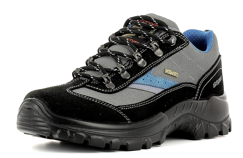 grigioport Scarpe da Trekking Unisex, da Uomo e da Donna, Donna, Donna, Basse e Traspiranti, con Membrana in Gritex b44ff7