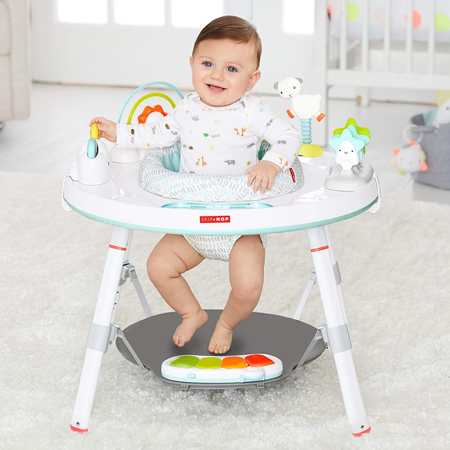 b873a9dc65e2 Amazon.com  Skip Hop Baby s View 3-Stage Activity Center