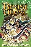 Jurog, Hammer of the Jungle: Series 22 Book 3 (Beast Quest)