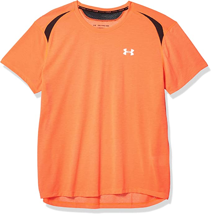 Under Armour Girls UA Love Field Short Sleeve T-Shirt
