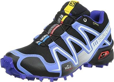 Salomon Speedcross 3 GTX, Zapatillas de Trail Running para Mujer: Amazon.es: Zapatos y complementos
